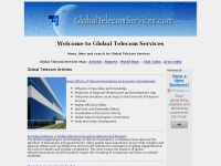 Global Telecom Services - Information related to global telecom services