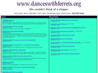 Danceswithferrets.org