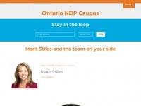 ondpcaucus.com