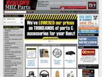 Mercedes Parts - Mercedes Benz Parts - Online Benz Parts  - Mercedes Parts And Accessories