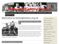 Boxinghistory.org.uk