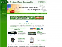 printheadfuserservices.co.uk