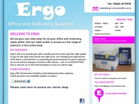 ergo-consumables.co.uk