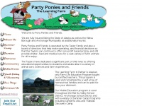 ponyparties-alaska.com