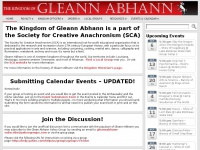 Kingdom of Gleann Abhann | Honor and Courtesy Above All