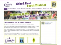 Ilfordeastscouts.org.uk