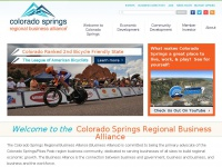 Colorado Springs Regional Business Alliance | The Leading Business Organization of the Pikes Peak Region. Founding member of the U.S. Chamber of Commerce. | Colorado Springs Regional Business Alliance
