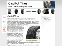 capitoltires.org Thumbnail