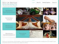 Bestofbritishweddings.co.uk