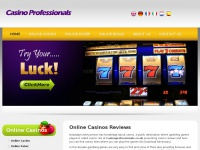 casinoprofessionals.co.uk Thumbnail