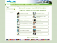 koster.si