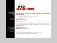 webscrutineer.com