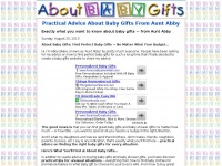 aboutbabygifts.com