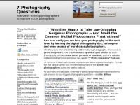 7photographyquestions.com