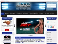 free sports picks/nba,nhl,ncaab,sports picks & odds/SeniorCappers