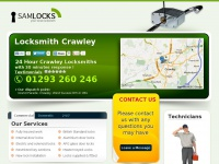 Samlocksmithcrawley.co.uk