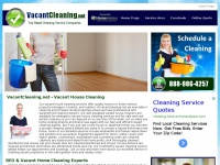 vacantcleaning.net