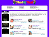 Adult Free Chat | ChatnThat