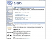 anope.org Thumbnail