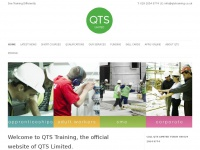 qtstraining.co.uk Thumbnail