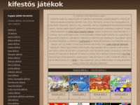 Kifestos-jatekok.jatekok8.hu - Kifest?s játékok