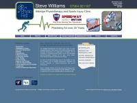 Stevewilliamsphysio.co.uk