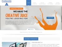 FirstQuintile - Web Design, Digital Marketing, Consulting, Engineering | FirstQuintile Information Technologies