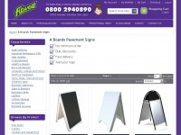 Aboardspavementsigns.co.uk