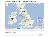 The Friendly Map Site - Maps.co.uk