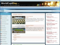 Home - WorldCup2Day.com - Brazil 2014 - World Cup History through years