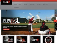 ELEV|8 Sports Institute…Training Excellence!
