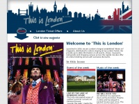Thisislondontickets.co.uk