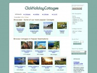 Clickholidaycottages.co.uk
