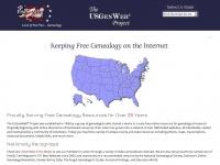 usgenweb.org Thumbnail