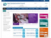 west-dunbarton.gov.uk