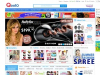 Qoo10 - Singapore No 1 shopping site - leading pan Asia online market for fashion, digital, living, cosmetics, food and entertainment.