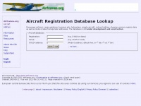 AIRFRAMES.ORG - Aircraft Database