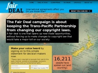 Ourfairdeal.org