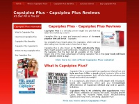 capsiplexreviewsonline.co.uk Thumbnail