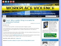 Workplace Violence News - Part 1