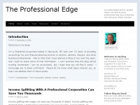 Professional-edge.ca