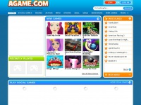 Free Online Games - Agame.com