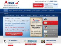 Amac.us - AMAC, Inc. - The Association of Mature American Citizens AMAC, Inc.