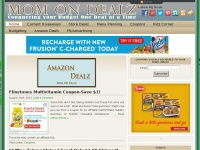 Mom on Dealz | Coupons, Deals, Freebies, Recipes, Crafts, Giveaways