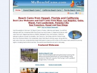 mybeachcams.com