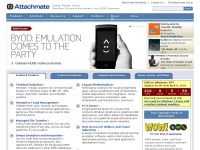 Terminal Emulation, Mobile Enablement &  Managed File Transfer Software | Attachmate