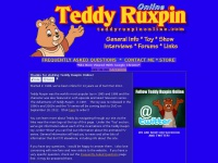 teddyruxpinonline.com