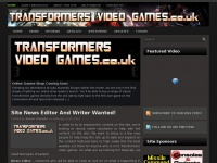 Transformersvideogames.co.uk