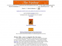 The Tipshop