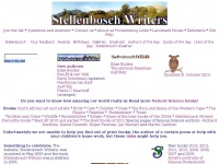 Stellenbosch Writers